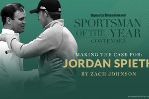 Zach Johnson: Jordan Spieth deserves SI Sportsman