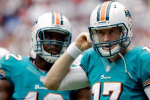 Charles Clay and Ryan Tannehill proved to be an exciting combination in 2013.