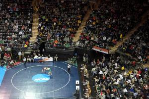 VIEWFINDER: 2016 NCAA Wrestling Championships