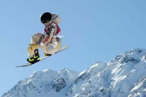 Slopestyle course concerns fade as competition begins