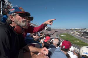Scenes from the 2015 Daytona 500