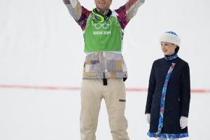 Alex Deibold rises from waxing boards to winning Olympi...
