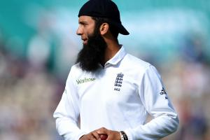 England's Moeen Ali was told not to wear wristbands sup...