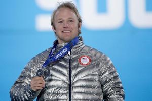 One-on-one with Andrew Weibrecht, Super-G silver medali...