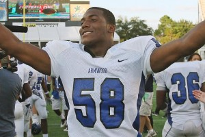 Byron Cowart is a strong, fast defensive end rated as the top recruit in his class. Sound familiar?