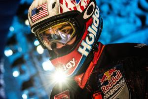 How Cameron Naasz trains for Red Bull Crashed Ice