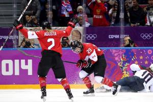Team Canada wins gold in OT stunner vs. USA