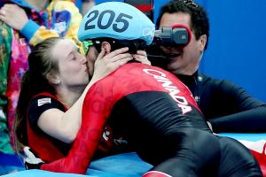Olympics a family affair for Canada's 1500m gold medali...