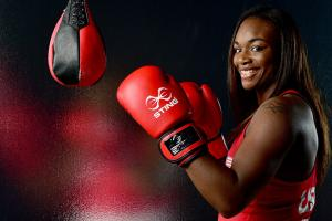 Q&A with U.S. boxer Claressa Shields ahead of Rio