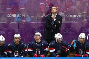 Uncommonly introspective, Bylsma leads USA hockey into...