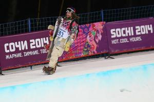 U.S.' Danny Davis hopes to make halfpipe his own