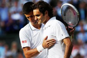Novak Djokovic and Roger Federer produced a riveting Wimbledon's final on Sunday.