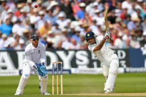India vs. England, 1st Test Day 2 live scores