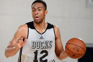 No. 2 pick Jabari Parker averaged 15.6 points and 8.2 rebounds in five games for Milwaukee in the Las Vegas Summer League.