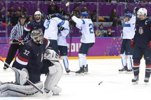 Game blog: USA shut out by Finland, fails to medal