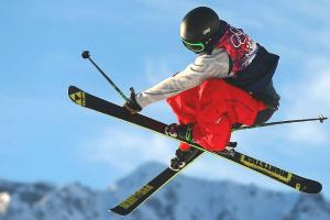 U.S.' Christensen honors late father with slopestyle sk...