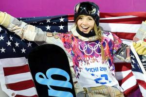 Kaitlyn Farrington: The new face of snowboard halfpipe