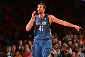 Minnesota Timberwolves' Kevin Love interested in trade to Cleveland Cavaliers