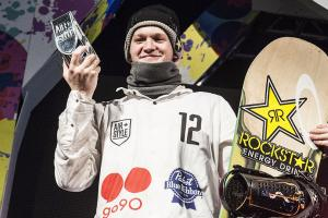 Kyle Mack on street snowboarding, big events
