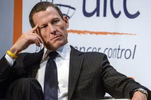 Lance Armstrong seeks return to Livestrong or new cance...