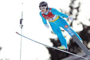 History to be made, but not fully remedied, on ski jump...