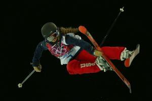 Maddie Bowman is a gold medalist - and a badass