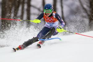 U.S. skier Shiffrin, 18, shows poise in winning first O...