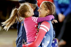 U.S.' Pikus-Pace balances motherhood, skeleton dreams