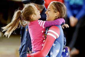 U.S.' Pikus-Pace balances motherhood, skeleton dreams