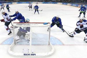 Phil Kessel hangs hat trick on Slovenia in Team USA's 5...
