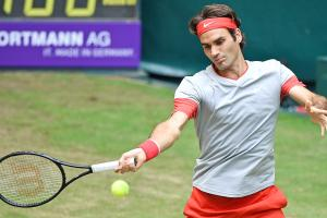Roger Federer has won seven of his 17 Grand Slam titles at Wimbledon, most recently in 2012.