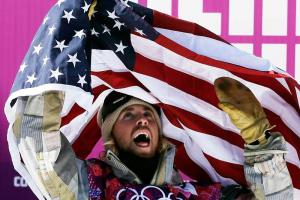 USA's Kotsenburg wins first medal of Sochi Games