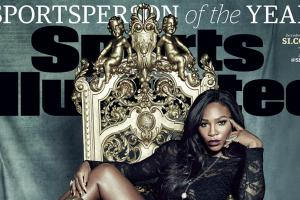 Serena Williams, SI's Sportsperson: Twitter reacts