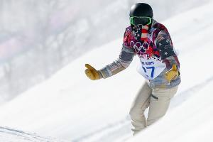 White withdraws from Sochi Olympics snowboard slopestyl...