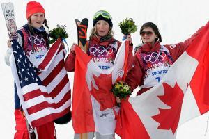 U.S.' Devin Logan grabs slopestyle silver