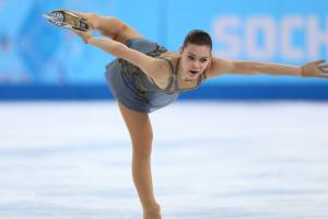 Hold the corruption charges; Russia's Sotnikova earned...
