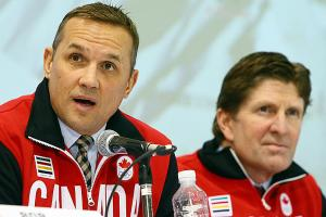 Steve Yzerman stepping down as Team Canada's GM