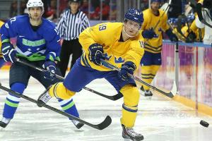 Slovenian fairy tale ends as Sweden marches on in ice h...