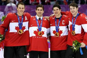 Canada sings gold after another Olympic hockey triumph