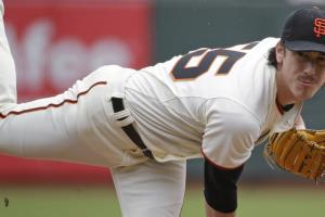 Despite his no-hitter, Tim Lincecum is still in the midst of another down season, with a 4.42 ERA and 77 ERA+ in 16 games and 91 2/3 innings.
