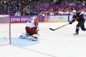 Gold-medal expectations for U.S. men's hockey?
