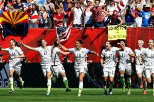 SI's Inspiration of the Year: U.S. women's soccer