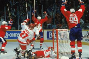 Olympic hockey has gold standard to meet