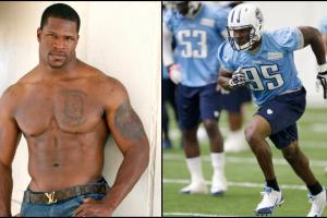 Tennessee Titans linebacker Kamerion Wimbley