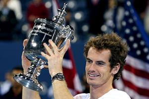 Andy Murray became the first British man to win a major since 1936.