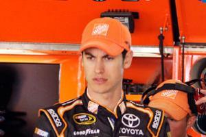 Joey Logano was convinced to join Penske Racing by his friend Brad Keselowski.