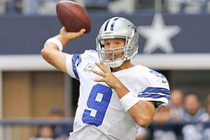 Tony Romo has thrown for 12 touchdowns, versus three interceptions, in leading Dallas to five wins in its last six games.