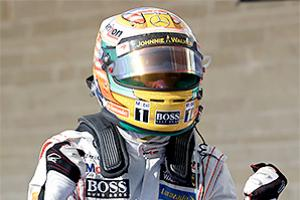 Lewis Hamilton won the Formula One U.S. Grand Prix held at the Circuit of the Americas this year.