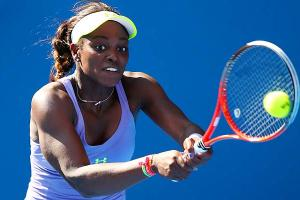 Sloane Stephens will join one of her idols, Serena Williams, in the top 20 after the Australian Open.
