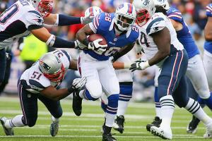 C.J. Spiller gained more yards per carry last season than all but Robert Griffin III and Adrian Peterson.